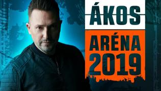 Ákos - Aréna 2019