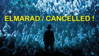 Nick Cave and the Bad Seeds CANCELLED!