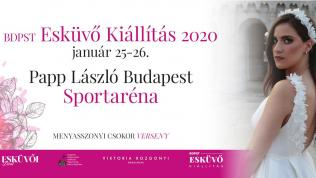 BDPST Esküvő Kiállítás 2020