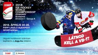 2018 IIHF Jégkorong Világbajnokság
