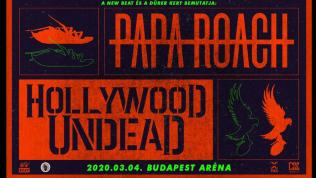 Papa Roach, Hollywood Undead
