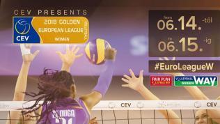 Női Röplabda Arany Európa Liga Döntő