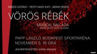 VÖRÖS RÉBÉK - Musical Ballada