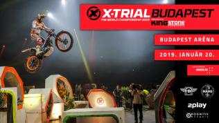 X-TRIAL BUDAPEST 2019