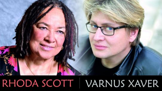 Rhoda Scott & Xaver Varnus & Art Anzix Kamara Zenekar: Christmas Concert