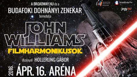 JOHN WILLIAMS - FILMHARMONIKUSOK