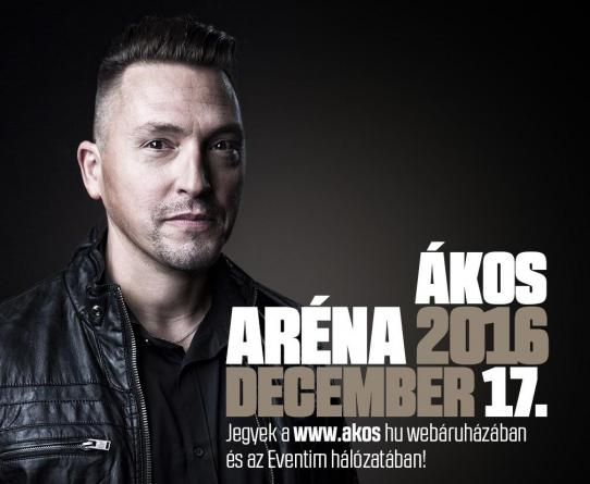 Ákos Aréna 2016