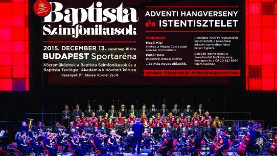 Adventi hangverseny és istentisztelet