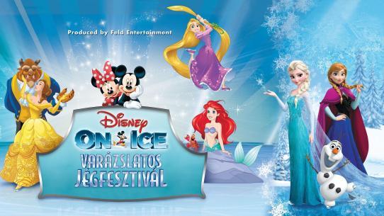 Disney On Ice: Varázslatos Jégfesztivál