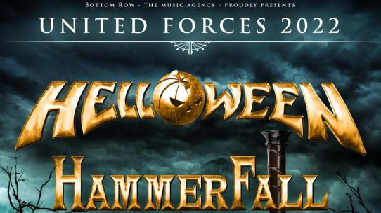 Helloween - United Forces Tour 2022
