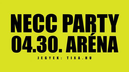 NECC PARTY ARÉNA