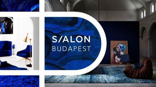 S/ALON BUDAPEST lakástrend kiállítás 2020