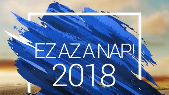 EZ AZ A NAP! 2018: AZ ÚT