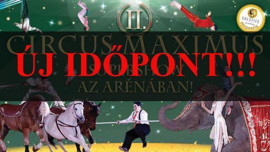 2. Circus Maximus szupershow az Arénában