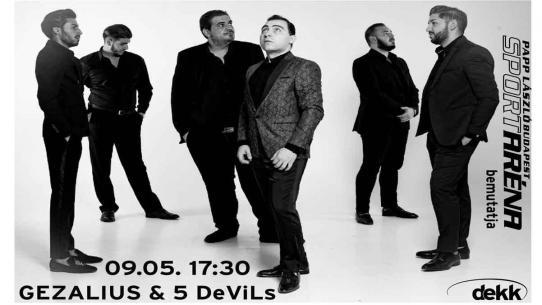 GEZALIUS & 5 DeViLs