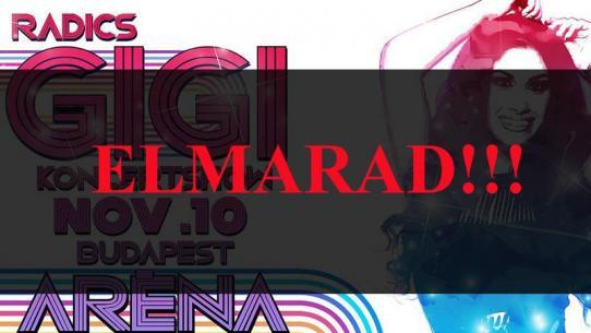 Radics Gigi, Koncertshow!