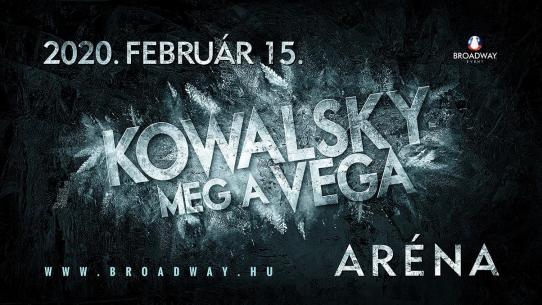 KOWALSKY MEG A VEGA - koncert 2020