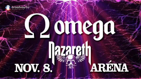 Omega & Nazareth
