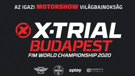 X-TRIAL BUDAPEST FIM WORLD CHAMPIONSHIP 2020